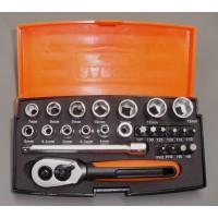 Bahco 25pc Tool Kit